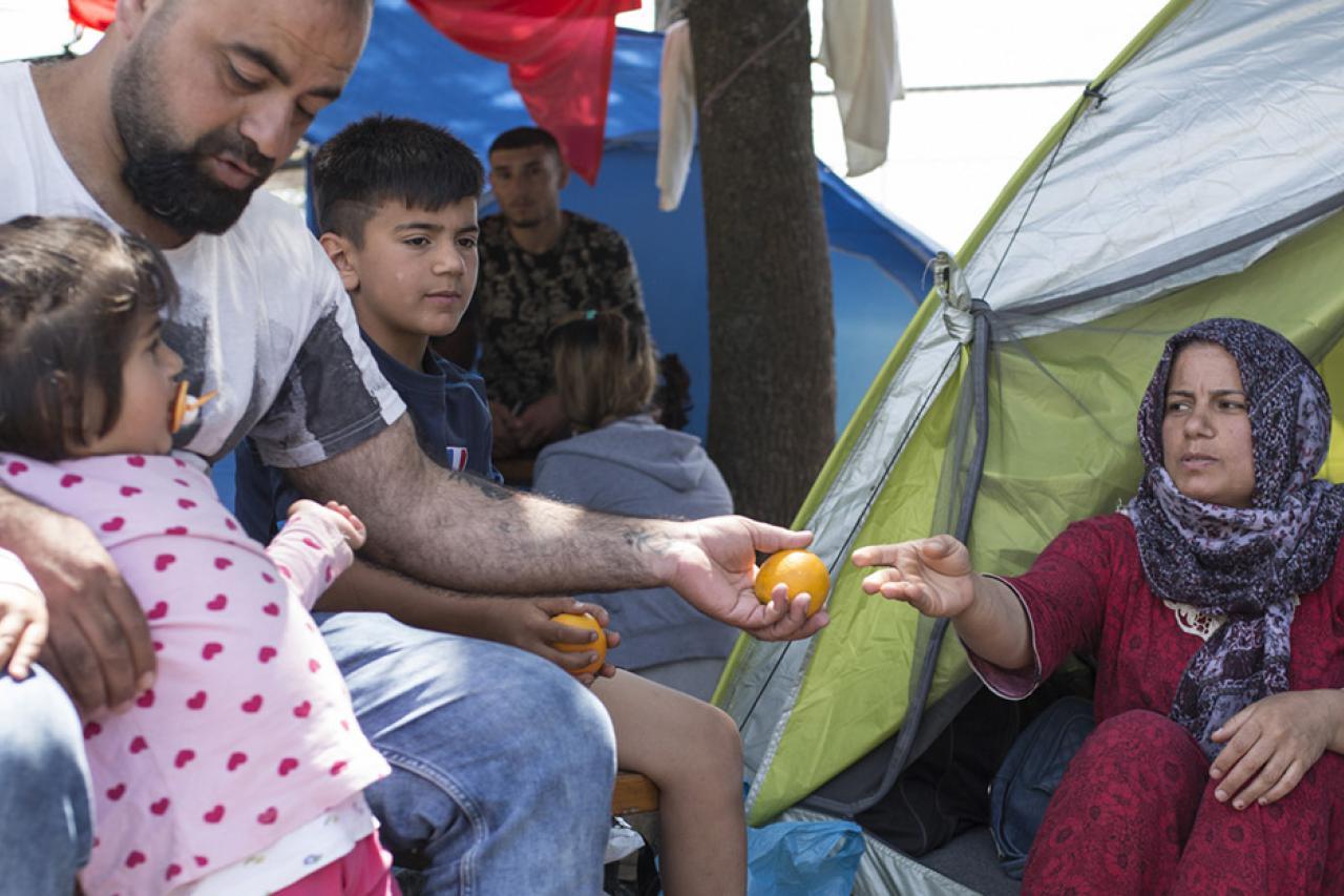 Europese standaard sociale voorzieningen voor asielstatushouders