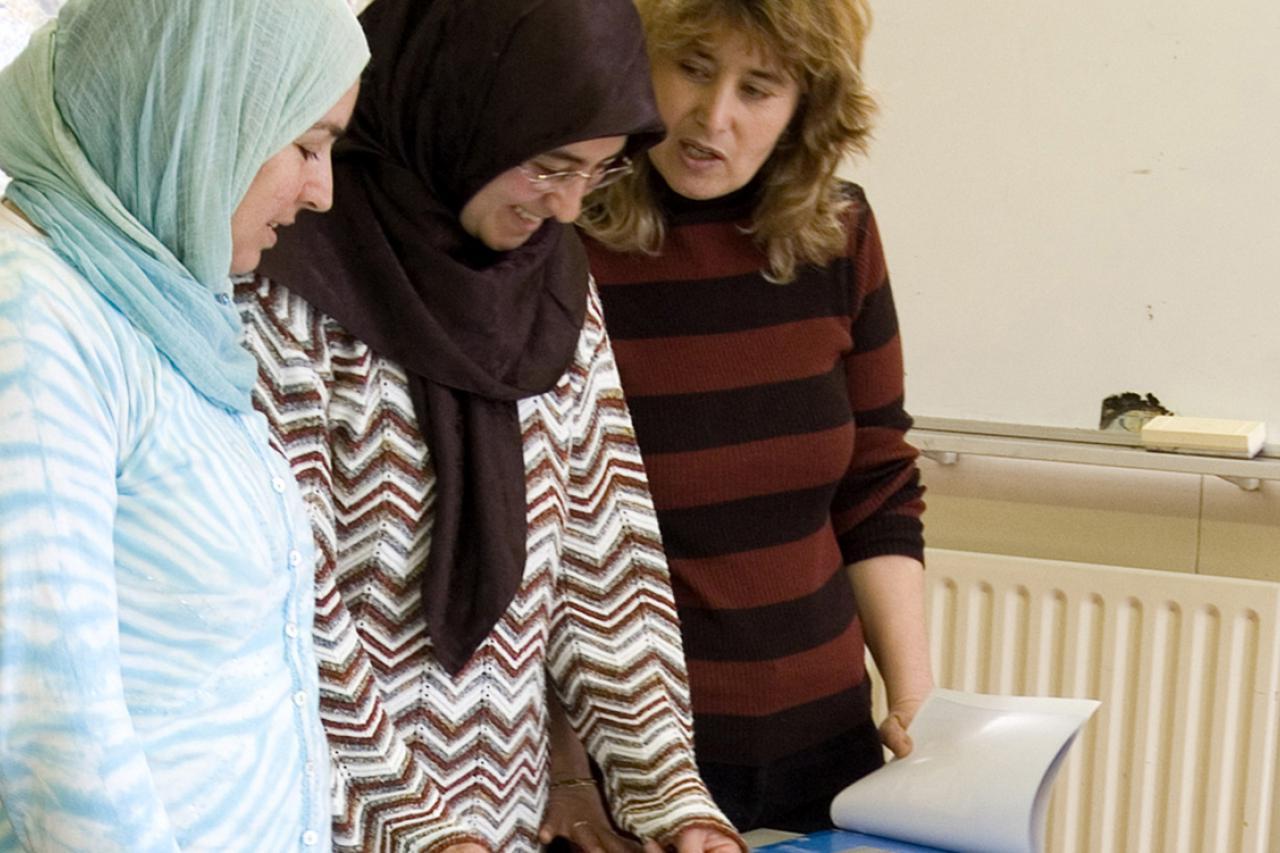 Inburgeren voor erkende vluchtelingen niet verplicht in de meeste EU-lidstaten